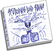 Image:Strong Bad Sings CD.png