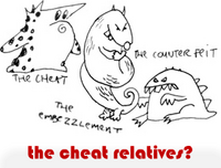 the cheat relatives?