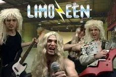"""WE'RE FROM THE BAND LIMOZEEN!"""