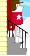 Homestar's normal house