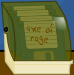 Axe of Rage