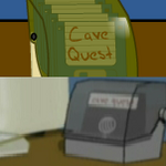 Cave Quest And Cave Quest