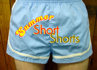 Those shorts are indeed short.