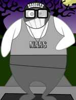 Bubs As Mars Blackmon
