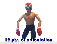 12 pts. of articulation