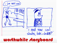worthwhile storyboard