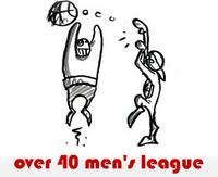 Over 40 Men's League