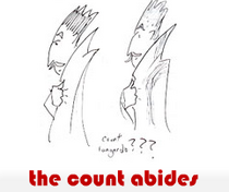 the count abides