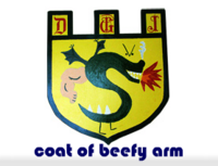coat of beefy arm