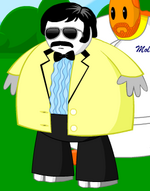 Strong Sad As Tony Clifton