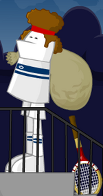 Homestar Runner As John McEnroe
