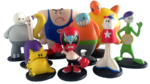 Homestar Runner Figurines Series #1