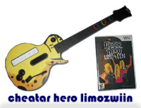 cheatar hero limozwiin
